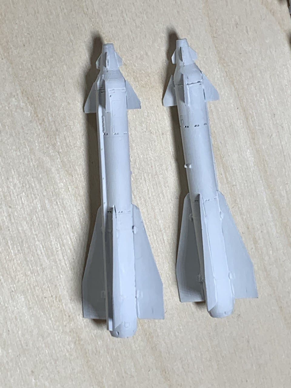 Mirage F1EQ5 avec Kh29L - Irak - Special Hobby + Reskit + Yahu 1/72 - Page 2 Photo261