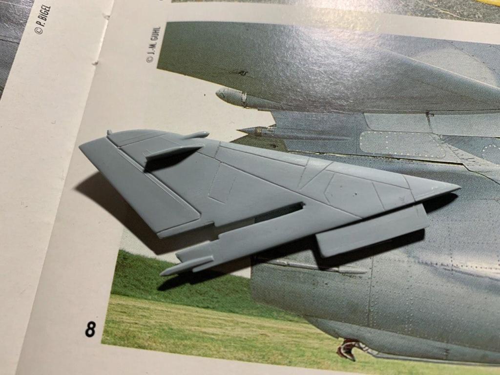 [HELLER] Super Etendard Modernisé 1/72 avec kit ARMYCAST Photo_29