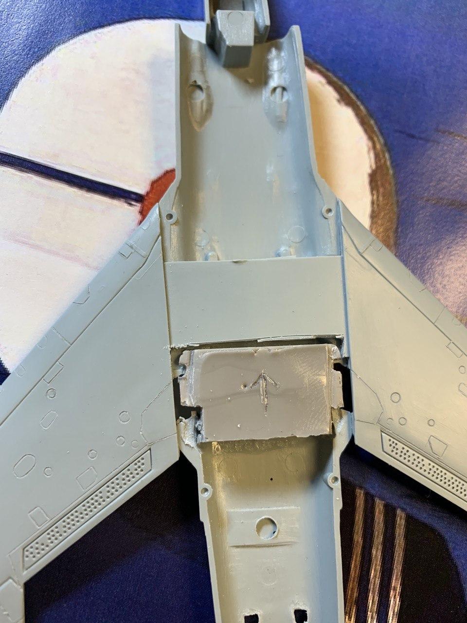 [HELLER] Super Etendard Modernisé 1/72 avec kit ARMYCAST Photo_40