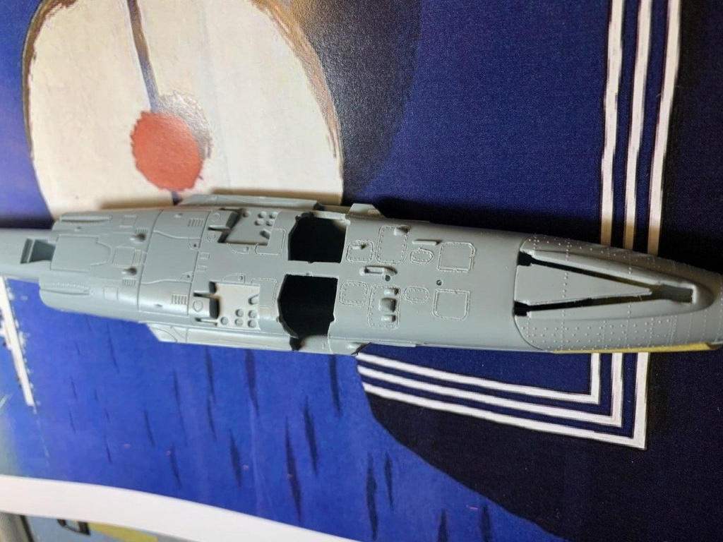 [HELLER] Super Etendard Modernisé 1/72 avec kit ARMYCAST Photo_45