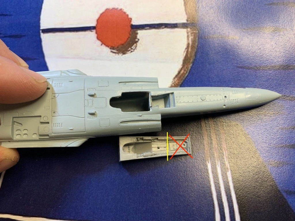 [HELLER] Super Etendard Modernisé 1/72 avec kit ARMYCAST Photo_49
