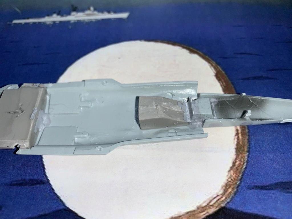 [HELLER] Super Etendard Modernisé 1/72 avec kit ARMYCAST Photo_53