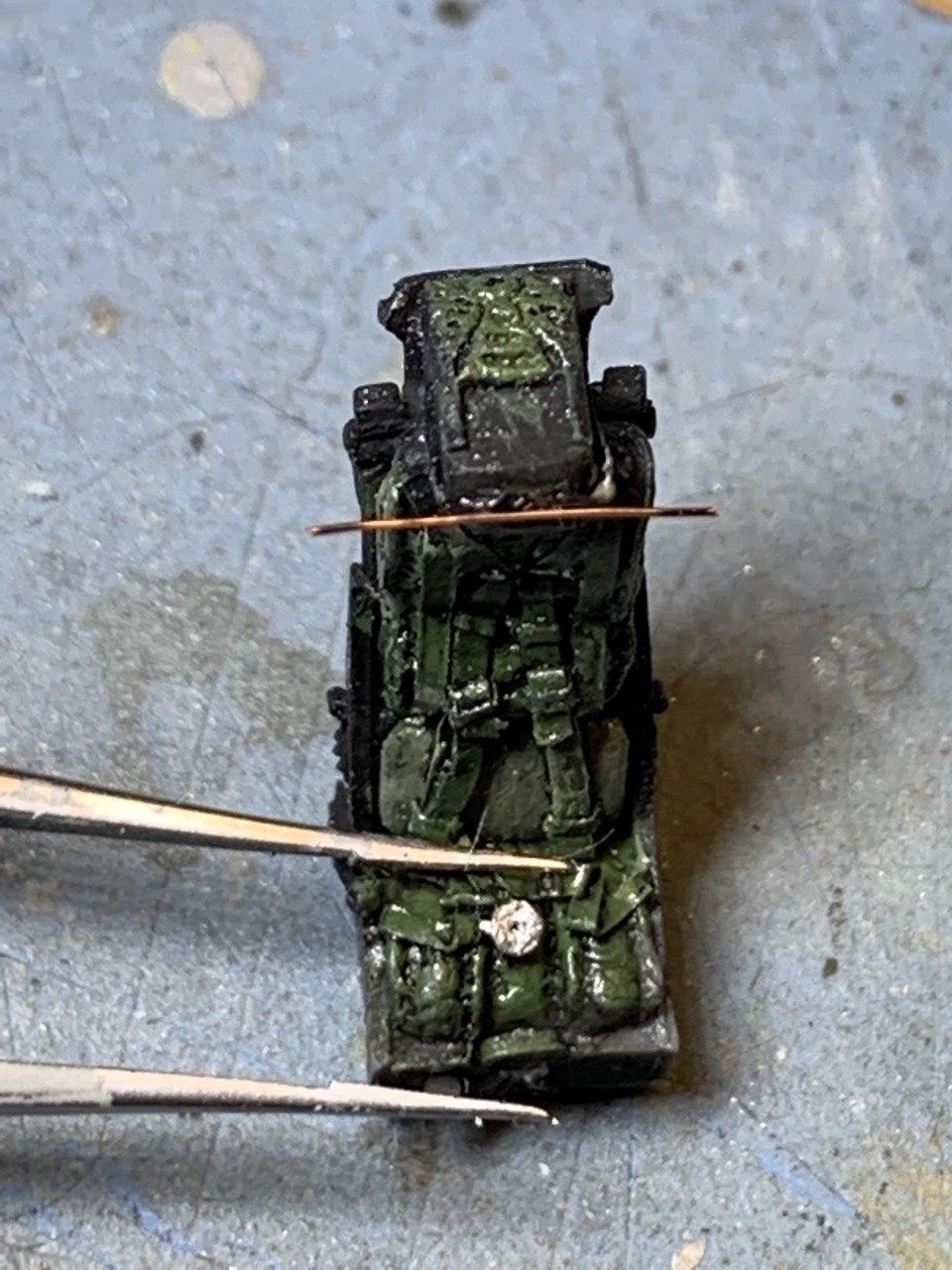 [HELLER] Super Etendard Modernisé 1/72 avec kit ARMYCAST - Page 2 Photo_84