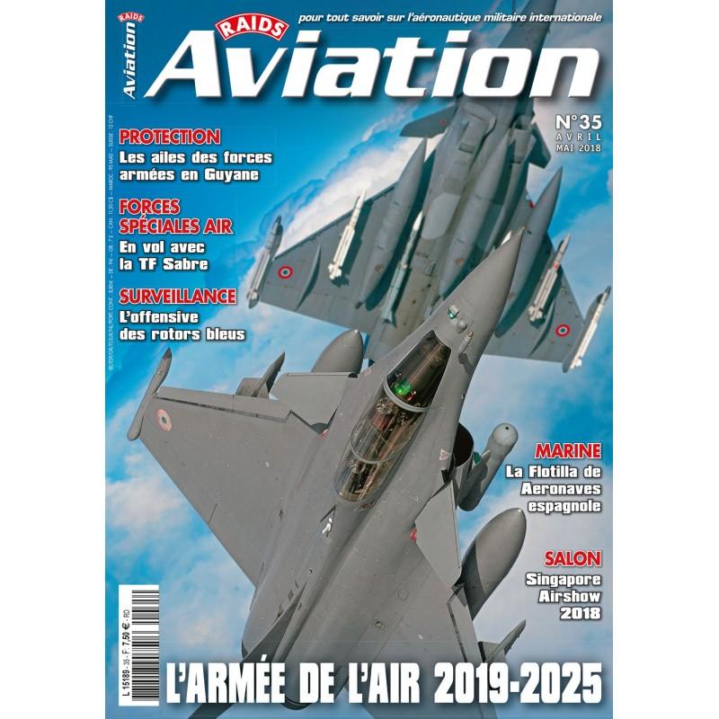RAIDS Aviation n°35 Raids-10