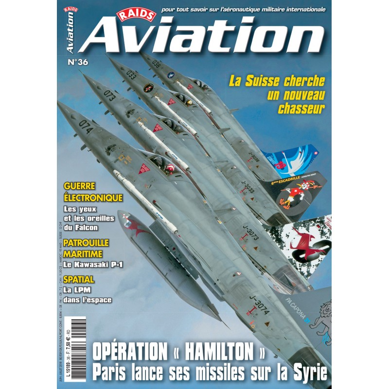 RAIDS Aviation n°36 Raids-11
