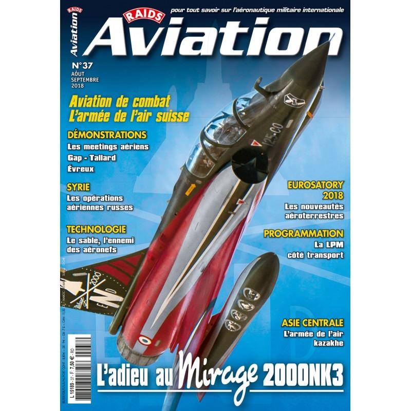 RAIDS Aviation n°37 Raids-12