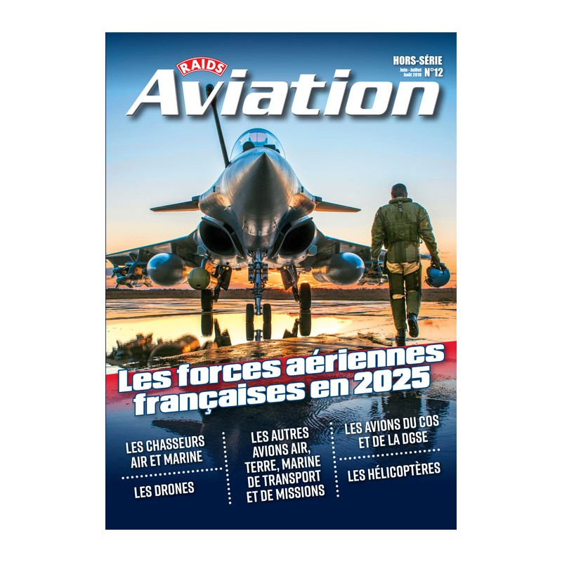 RAIDS Aviation - Hors-série n°12 Raids-13