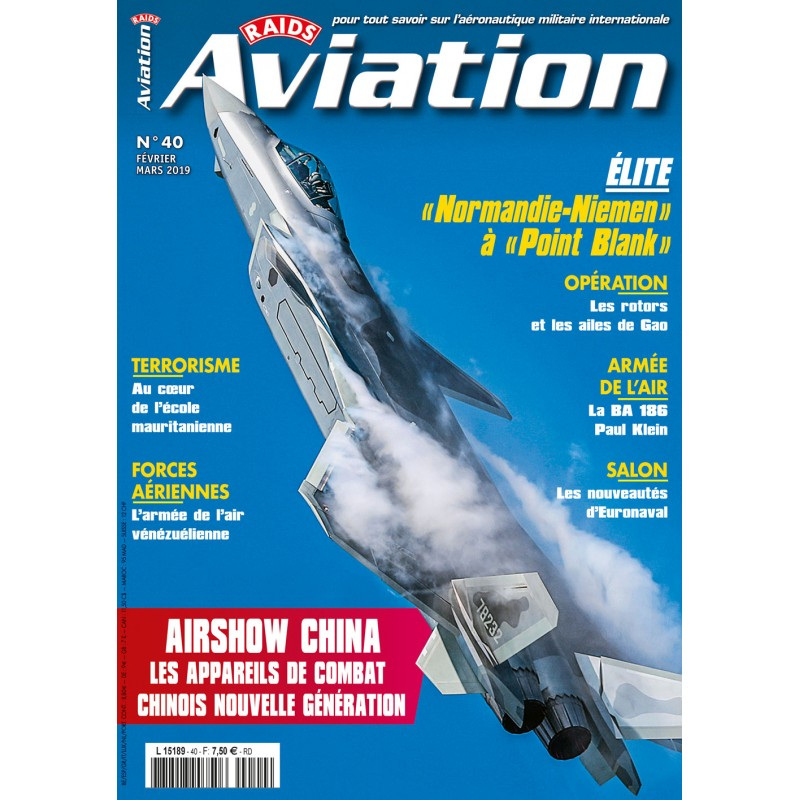 Raids Aviation n°40 Raids-16