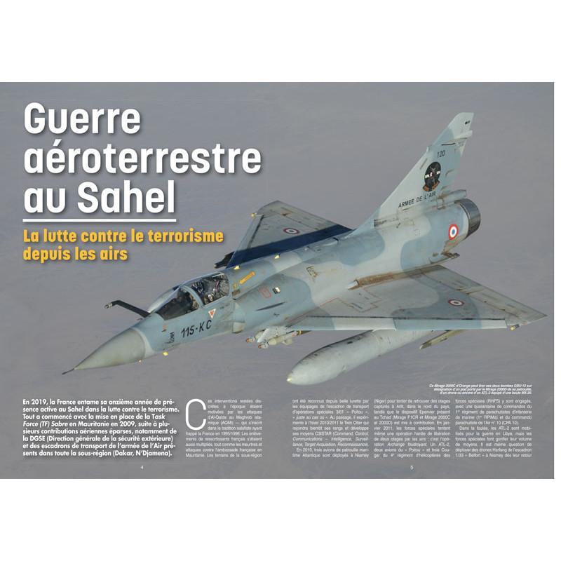 Raids Aviation HS n°13 - Guerre aéroterrestre au Sahel (la lutte contre le terrorisme depuis les airs) Raids-26