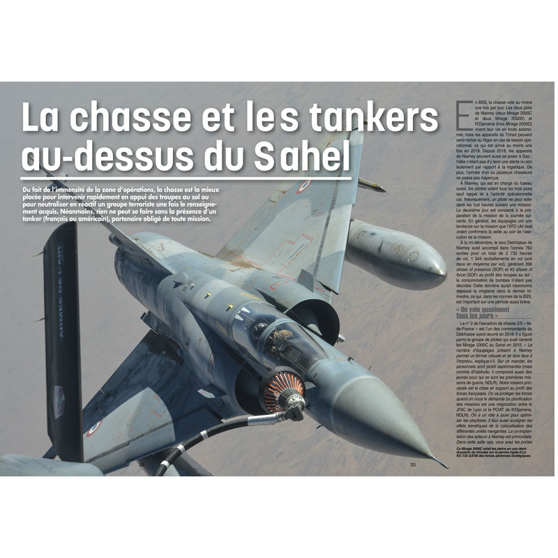 Raids Aviation HS n°13 - Guerre aéroterrestre au Sahel (la lutte contre le terrorisme depuis les airs) Raids-28