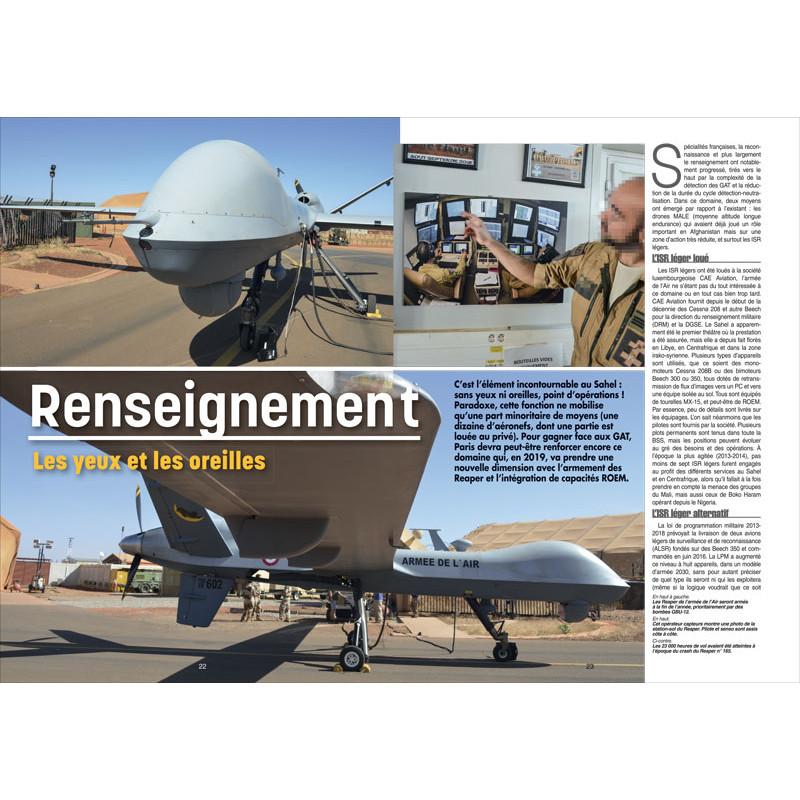 Raids Aviation HS n°13 - Guerre aéroterrestre au Sahel (la lutte contre le terrorisme depuis les airs) Raids-29