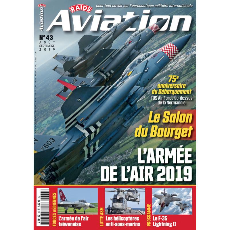 Raids Aviation n°43 Raids-35