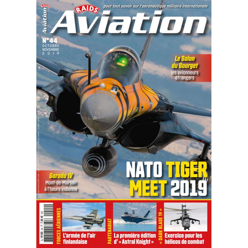 RAIDS Aviation n°44 Raids-40