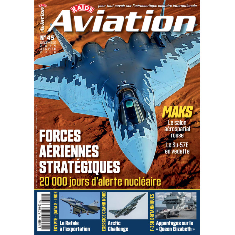 RAIDS Aviation n°45 Raids-45