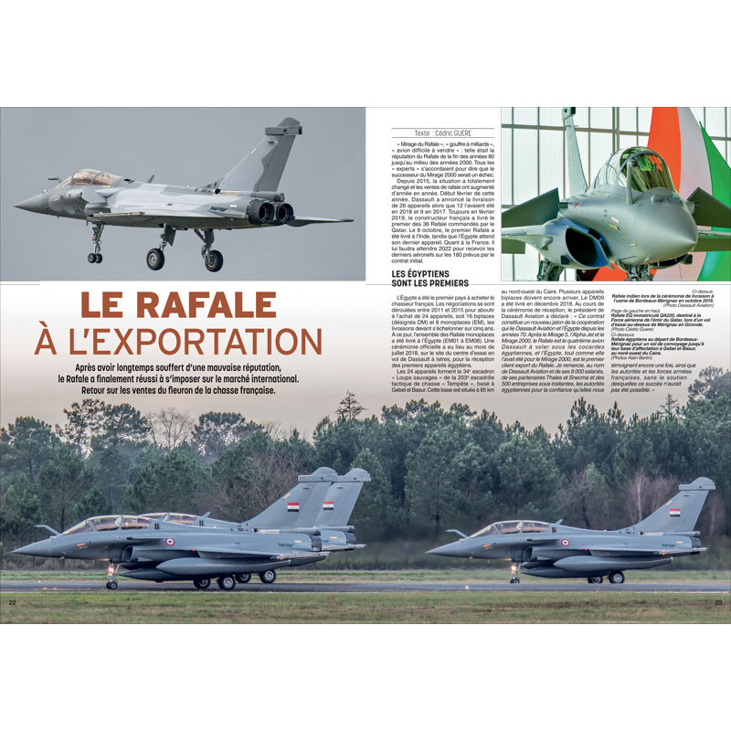RAIDS Aviation n°45 Raids-48