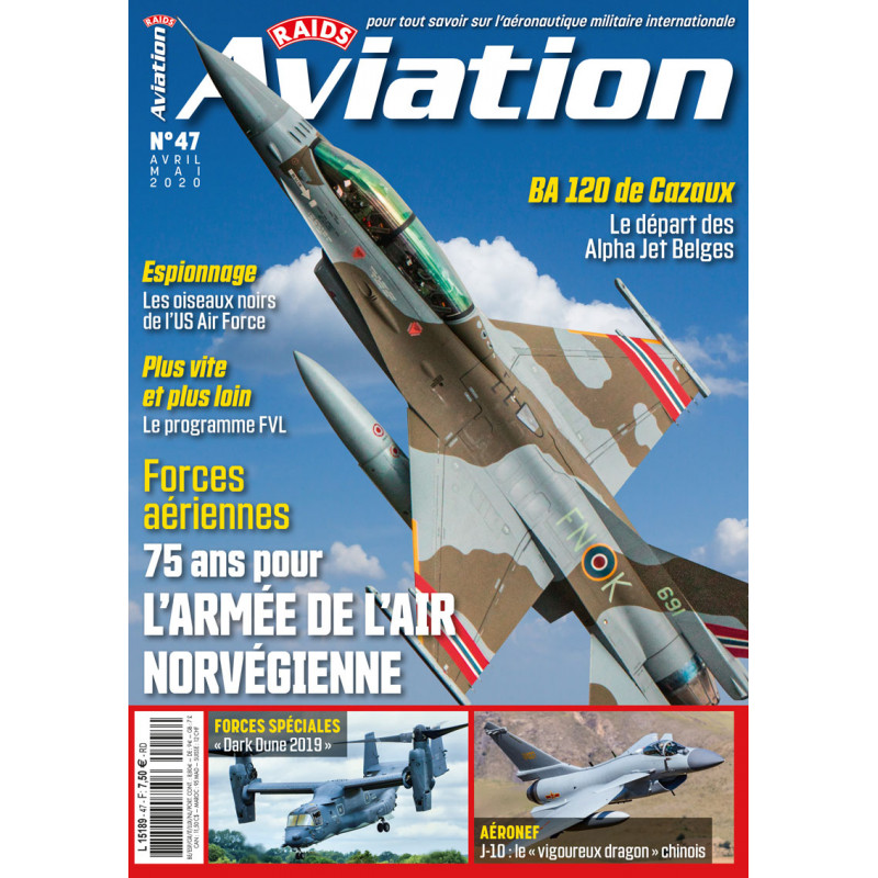 Raids Aviation n°47 - Histoire & Collections Raids-50