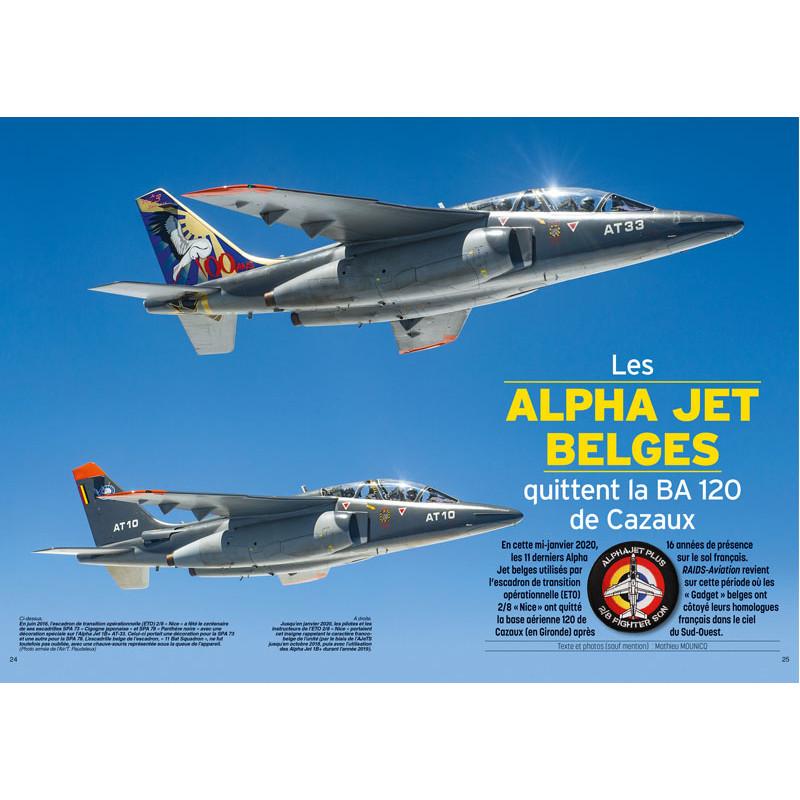 Raids Aviation n°47 - Histoire & Collections Raids-52