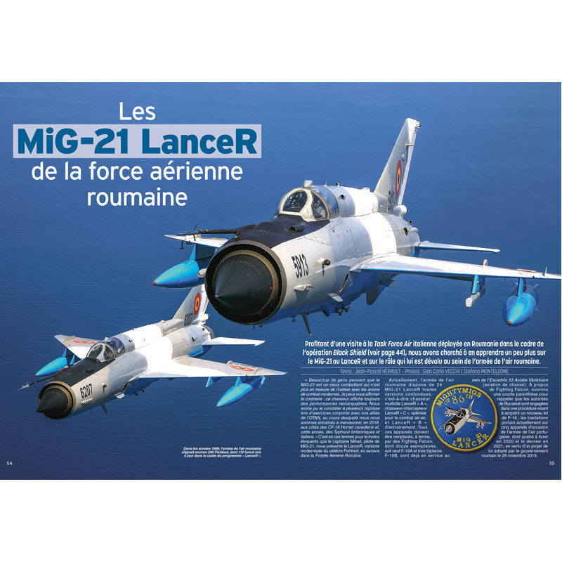 RAIDS Aviation n°46 - Histoire & Collections Raids-58