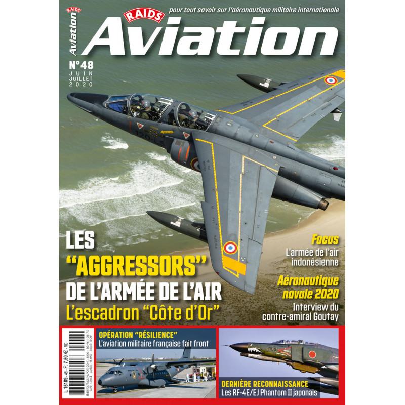 Raids Aviation n°48 - Histoire & Collections Raids-59
