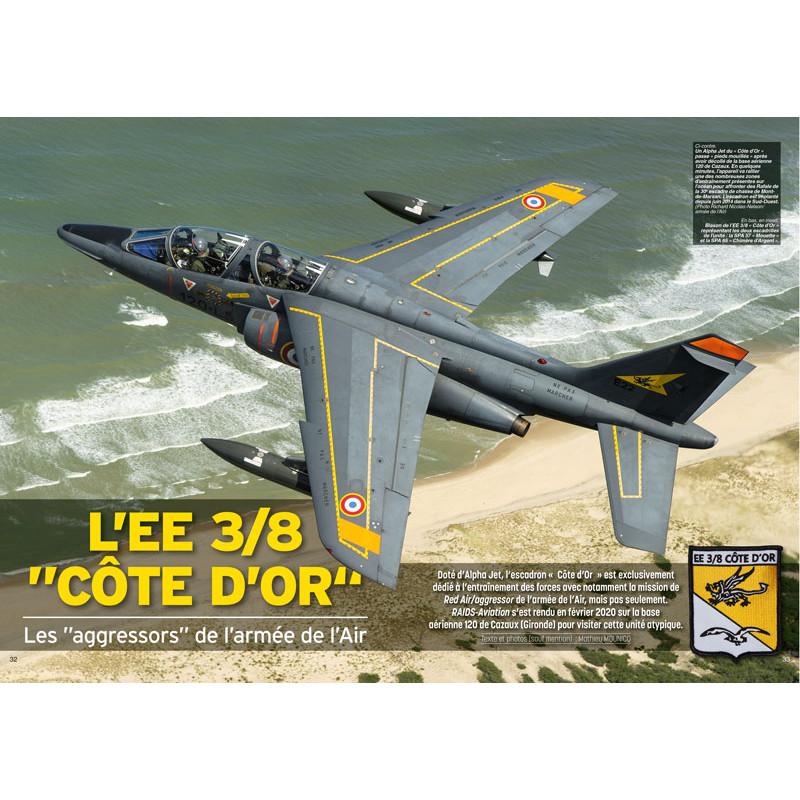 Raids Aviation n°48 - Histoire & Collections Raids-63