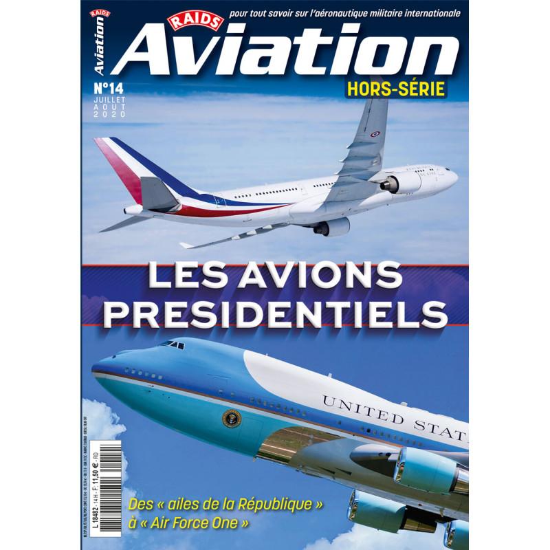 """Les avions présidentiels. Des """"Ailes de la République à """"Air Force One"""" - Histoire & Collections Raids-64"""