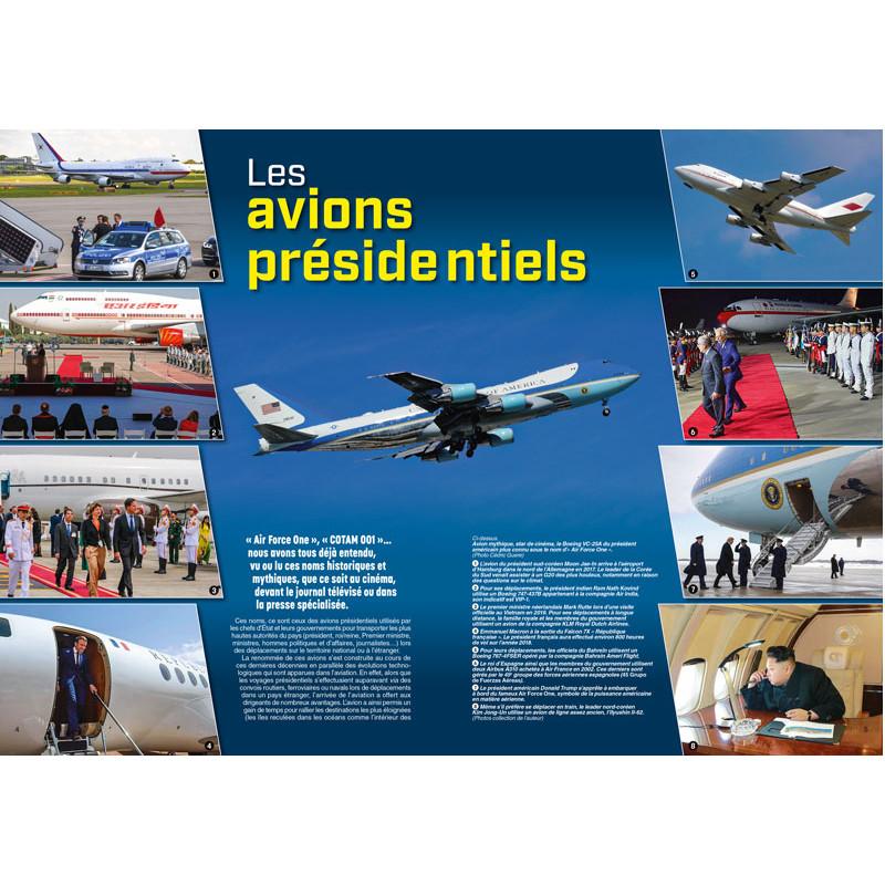 """Les avions présidentiels. Des """"Ailes de la République à """"Air Force One"""" - Histoire & Collections Raids-65"""