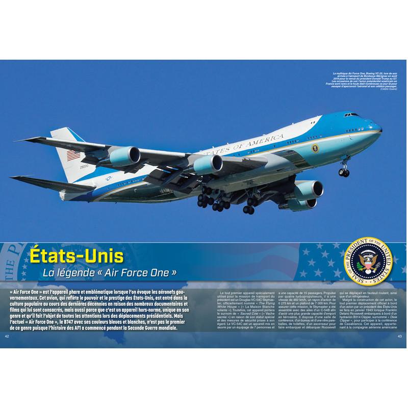 """Les avions présidentiels. Des """"Ailes de la République à """"Air Force One"""" - Histoire & Collections Raids-66"""