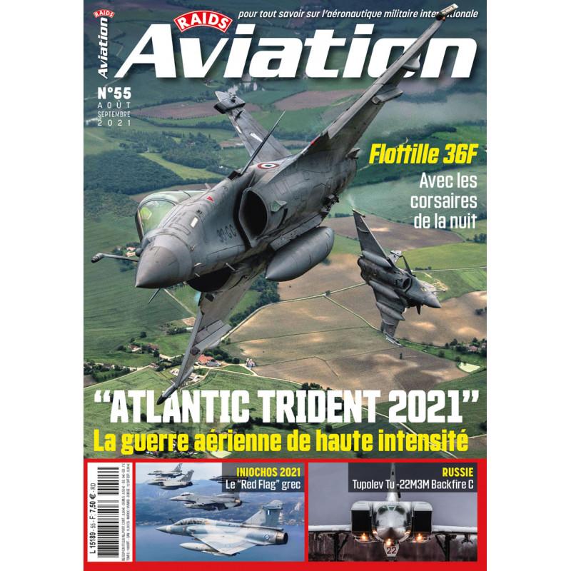 Raids Aviation n°55 - Histoire & Collections Raids-94