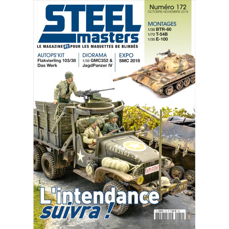 STEEL masters n°172 Steelm10