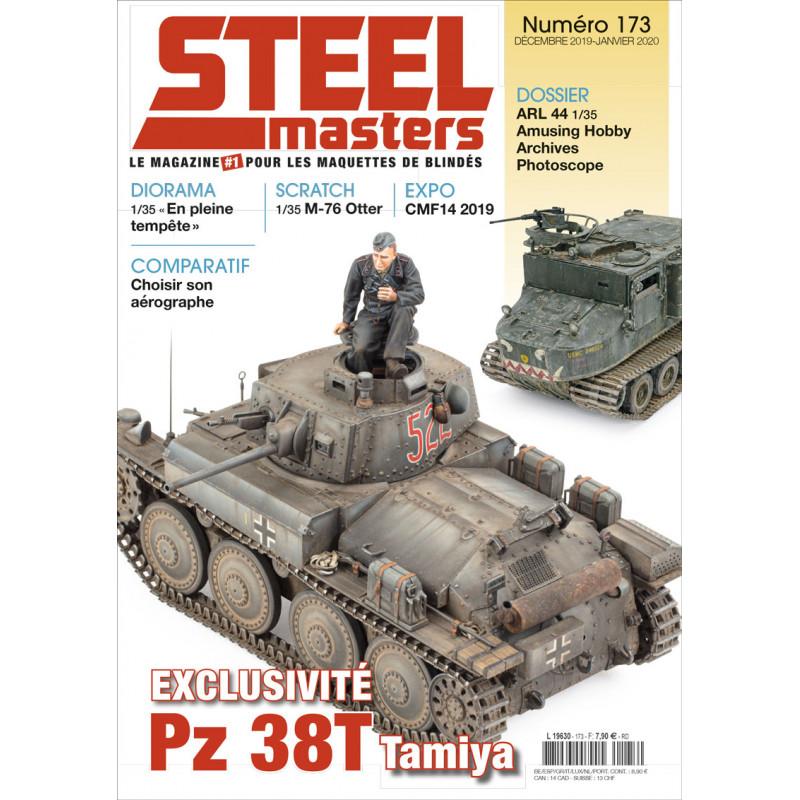 STEEL masters n°173 Steelm15