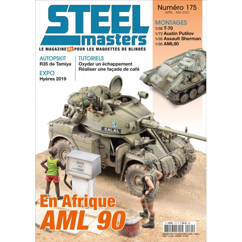 STEEL masters n°175 Steelm20
