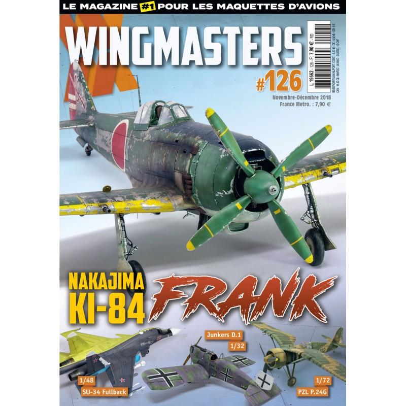 Wingmasters n°126 Wingma12