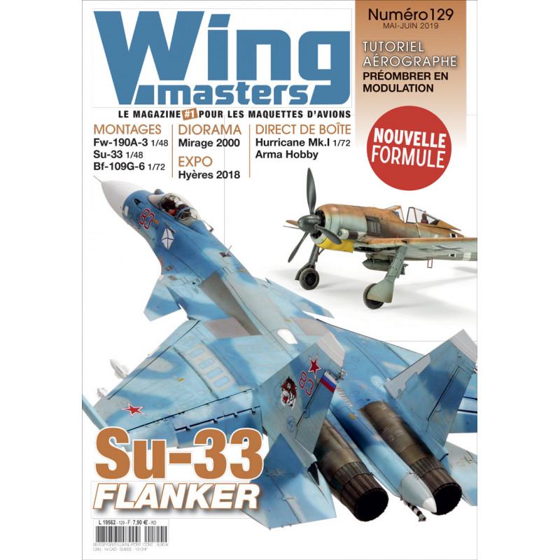 Wingmasters n°129 Wingma18
