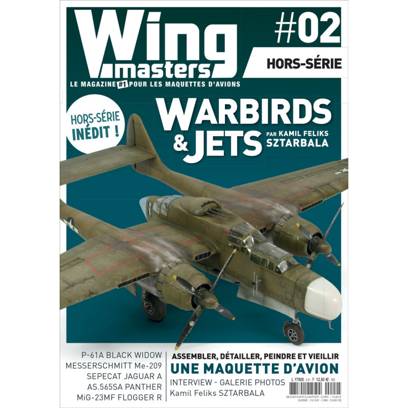 Wingmasters Hors-Série N°02 Wingma38