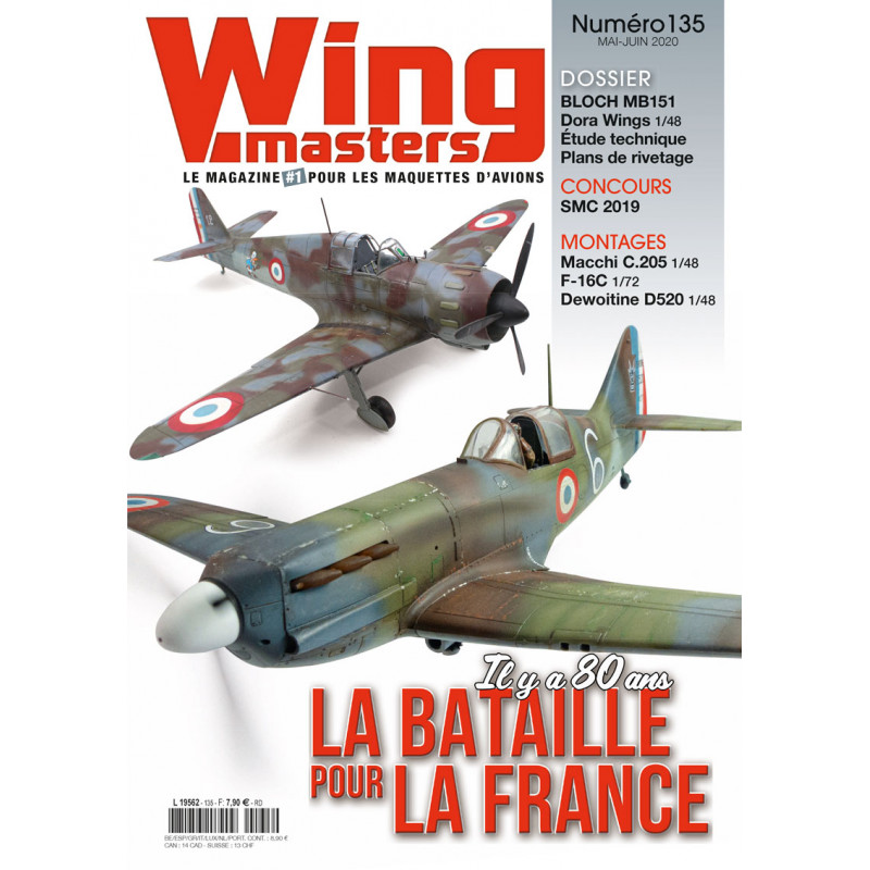 Wingmasters n°135 - Histoire & Collections Wingma47