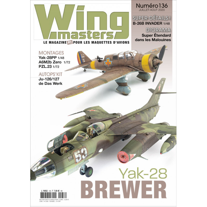 Wingmasters n°136 - Histoire & Collections Wingma52