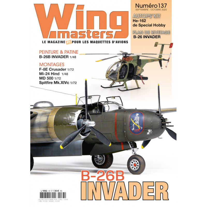 Wingmasters n°137 - Histoire & Collections Wingma57
