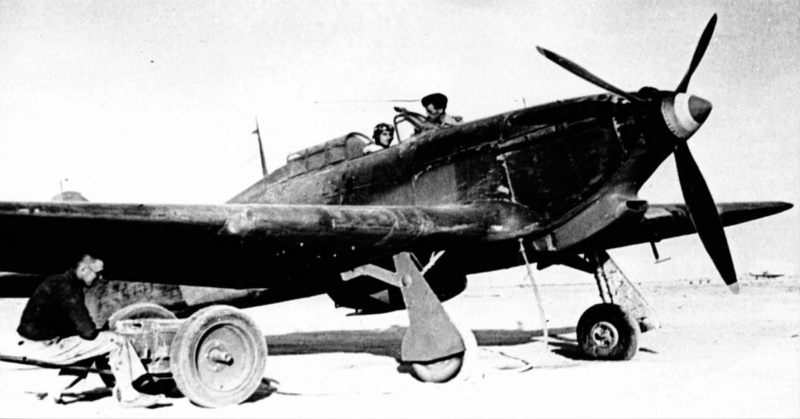"Hurricane Mk I metal wing ""ALSACE"" [ARMA HOBBY 1/72]  Z4797_10"