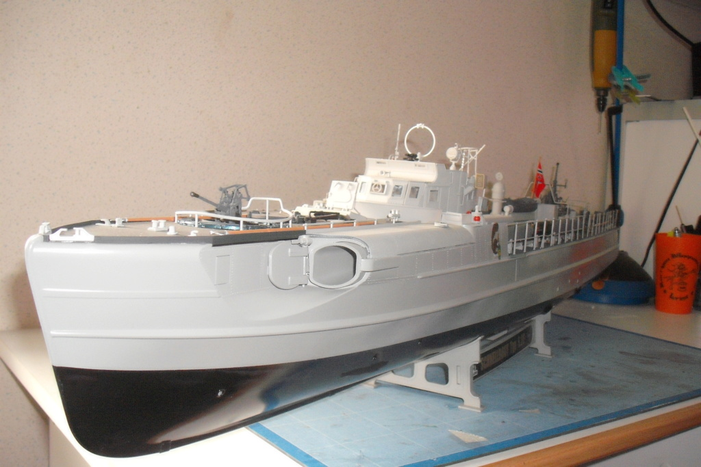 lance torpilles allemand.1/35  Dscf8526