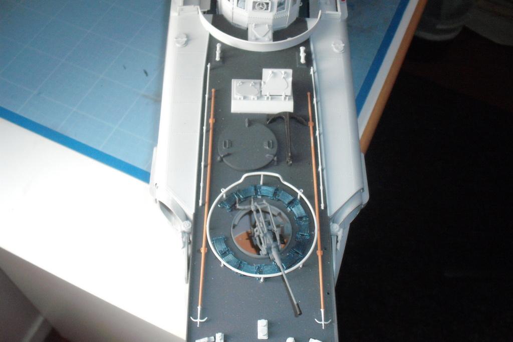 lance torpilles allemand.1/35  Dscf8527