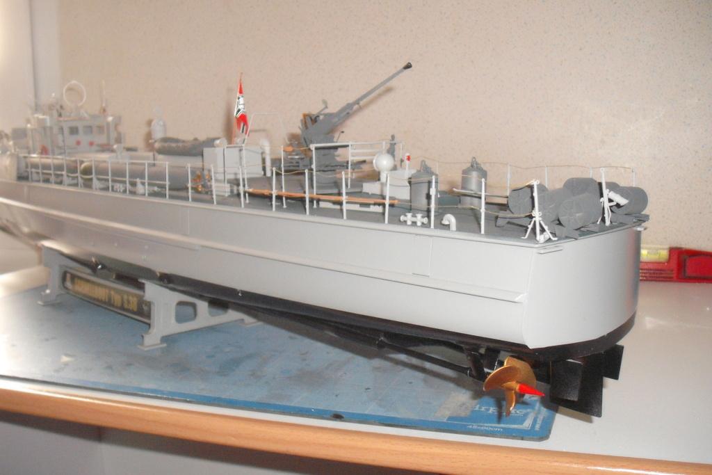 lance torpilles allemand.1/35  Dscf8528