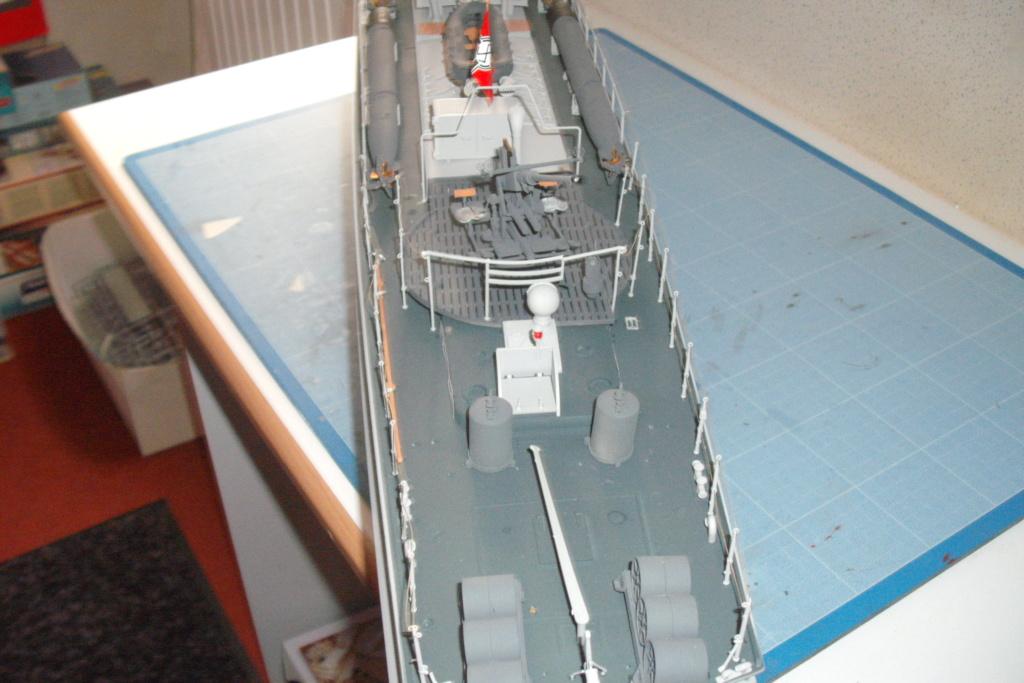 lance torpilles allemand.1/35  Dscf8529