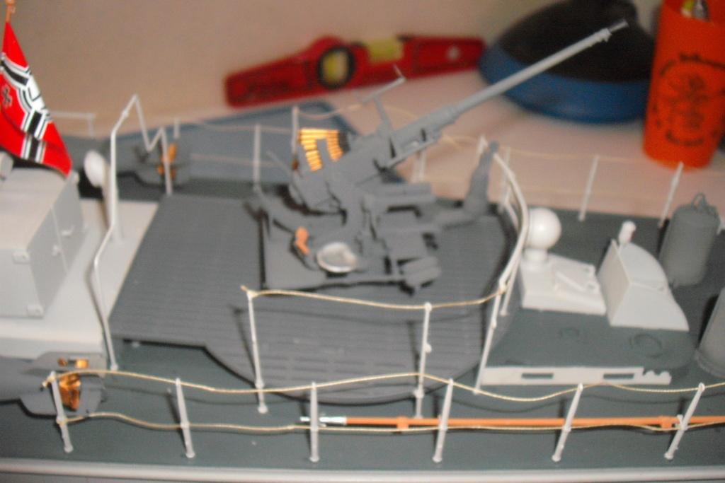 lance torpilles allemand.1/35  Dscf8530