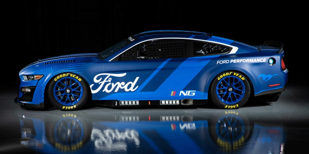 NASCAR Cup Series 2021 - Page 10 Ford10
