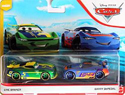 Les variantes des miniatures de Cars 3... la spécialité de Mattel !  Barry_15