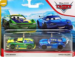 Les variantes des miniatures de Cars 3... la spécialité de Mattel !  Eric_b15