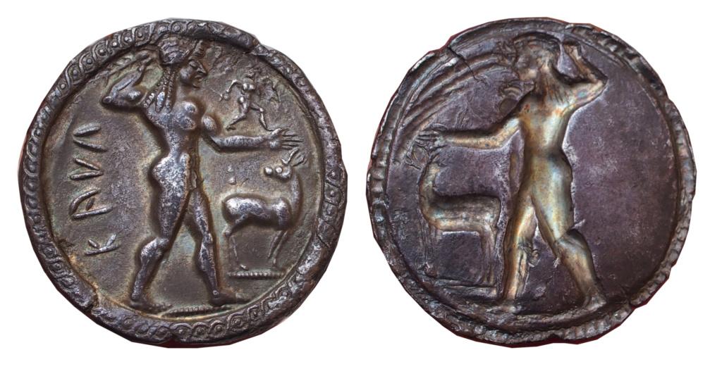 Les monnaies grecques de Brennos - Page 3 Caulo10