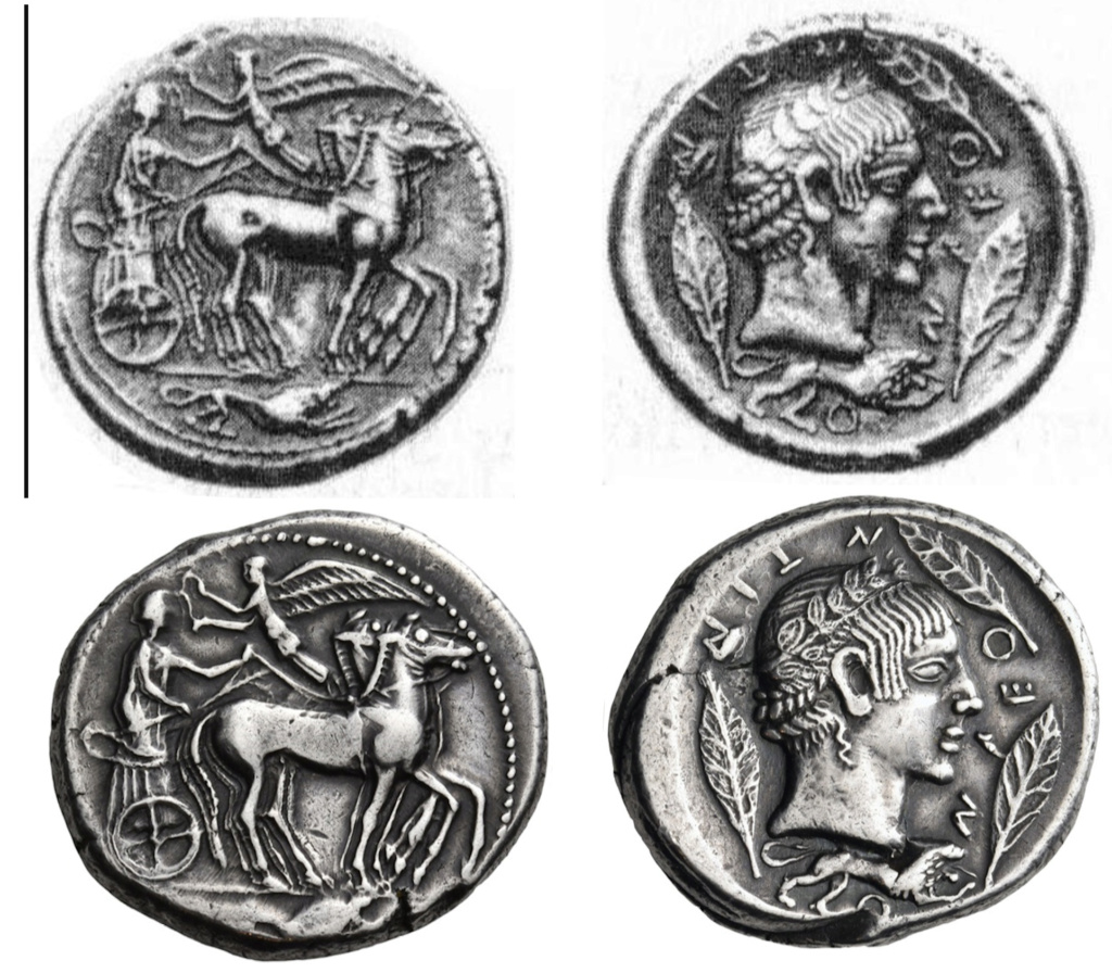 Analyse de monnaies grecques douteuses ep.1 Compfo10
