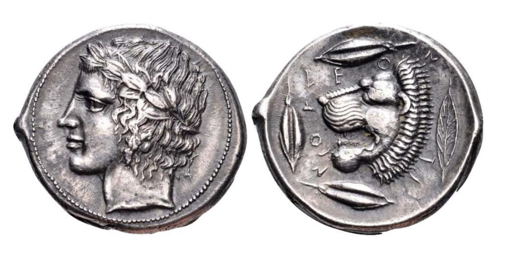 Les monnaies grecques de Brennos - Page 7 Faux10
