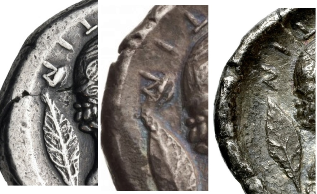 Analyse de monnaies grecques douteuses ep.1 Leonti13